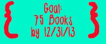 Goodreads Challenge Goal