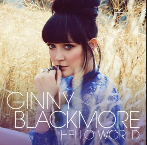 Ginny Blackmore 'Hello World'
