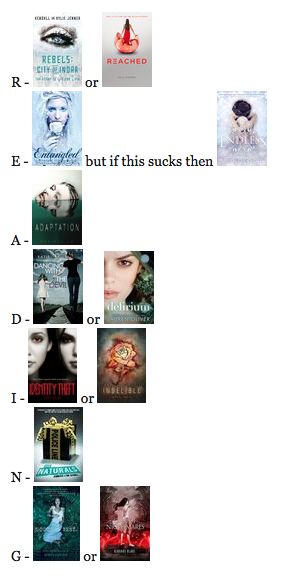 drunk on pop goodreads rated YA-MA reading challenge picks