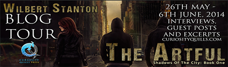 the artful by wilbert stanton book tour