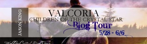 Valcoria by Jason King banner