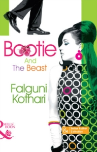 bootie and the beast falguni kothari book cover