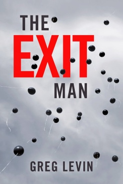 the exit man greg levin book cover
