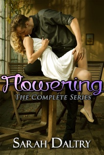flowering the complete series by sarah daltry book cover