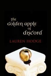 the golden apple of discord lauren hodge book cover