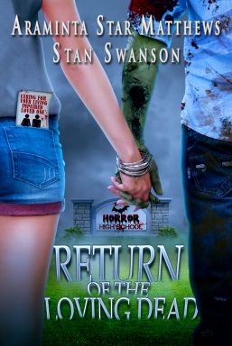 return of the lovin dead book cover
