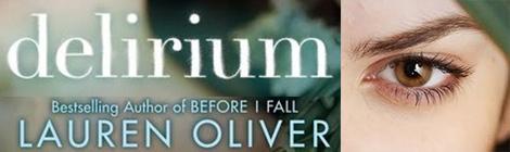 delirium lauren oliver book review drunk on pop