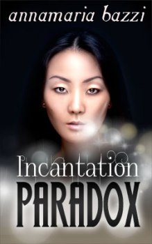 incantation paradox annamaria bazzi book cover