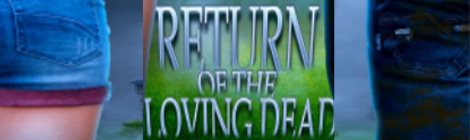 return of the loving dead araminta star matthews stan swanson book blog drunk on pop