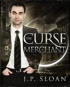 The Curse Merchant Ebook Cover