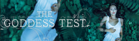 the goddess test aimee carter book review drunk on pop