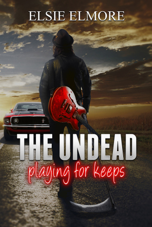 the undead playing for keeps elsie elmore book cover