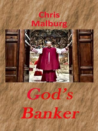 god's banker chris malburg book cover