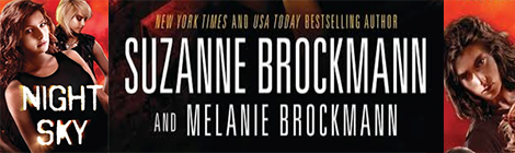 night sky suzanne brockmann melanie brockmann drunk on pop book blast