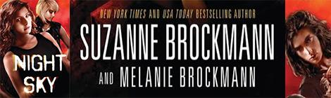 night sky suzanne brockmann melanie brockmann drunk on pop book blast