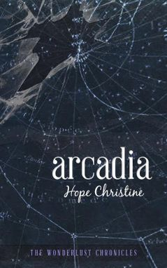 arcadia hope christine book cover