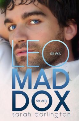 leo maddox the one the only book cover reveal sarah darlington