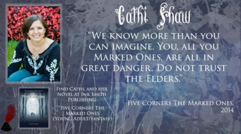 cathi shaw author bio
