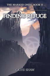 finding refuge the marked ones book 2 cathi shaw book cover