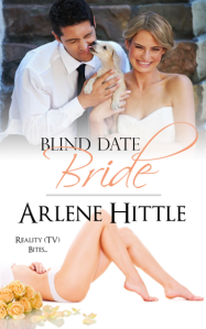blind date bride arlene hittle book cover