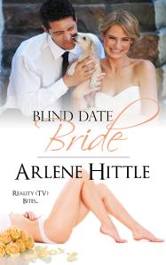 blind date bride arlene hittle book cover