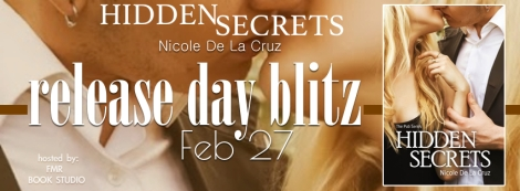 hidden secrets the pub series by author nicole de la cruz book blast drunk on pop via FMR book studio