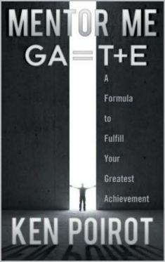 mentor me (GA=T+E) by Ken Poirot book cover
