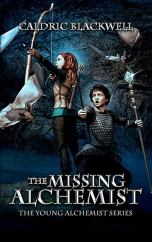 the missing alchemist the young alchemist book series book cover