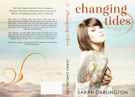 changing tides kill devil hills #2 sarah darlington full book cover