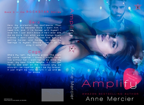 amplify anne mercier full book cover