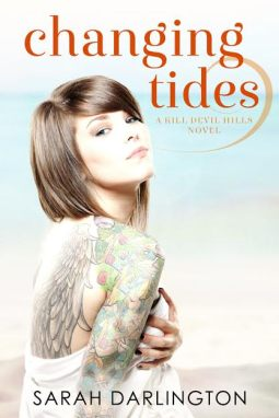 changing tides kill devil hills sarah darlington book cover