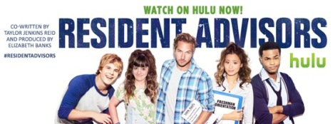 resident advisors hulu plus tv show