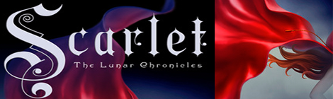 scarlet the lunar chronicles #2 marissa meyer book review drunk on pop