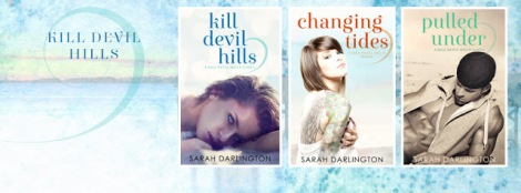 kill devil hills series sarah darlington changing tides pulled under