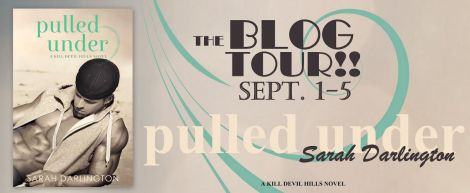 pulled under kill devil hill series sarah darlington blog tour drunk on pop