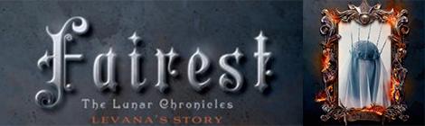 fairest lunar chronicles 3.5 marissa meyer book review drunk on pop