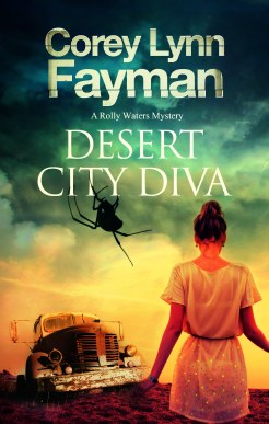 Desert City Diva corey lynn fayman rolly waters cover