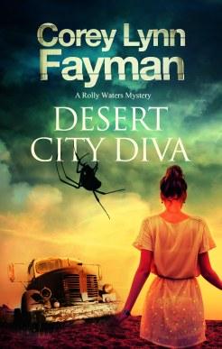Desert City Diva corey lynn fayman rolly waters cover