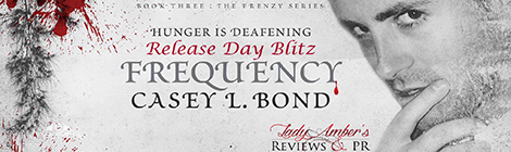 frequency frenzy book 3 casey l bond book promo lady ambers pr drunk on pop