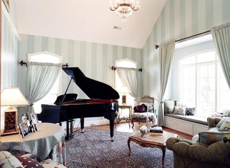 music piano gorgeous room pixabay