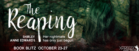 the reaping shirley anne edwards xpresso book tours blitz banner