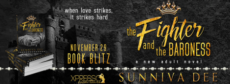 the fighter and the baroness xpresso book tours banner sunniva dee