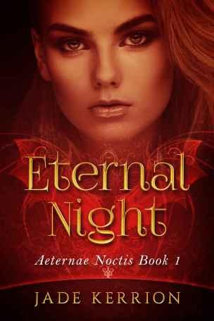 Eternal Night Jade Kerrion book cover