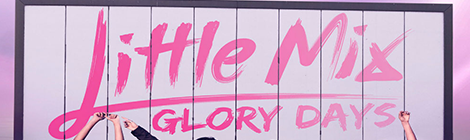 Little Mix Glory Days album cover banner drunk on pop review music to obsess over