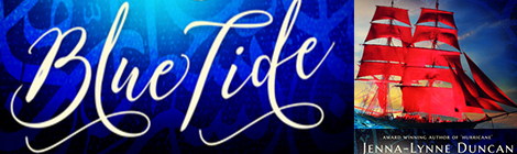 blue tide jenna lynne duncan book blitz xpresso book tous drunk on pop banner
