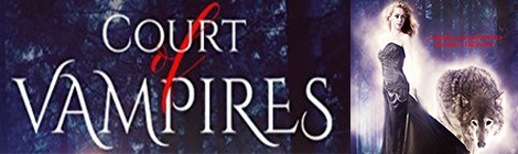 court of vampires the shifter prophecy book blitz banner drunk on pop megan linski xpresso book tours