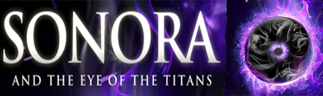 sonora and the eye of the titans ts hall book blitz drunk on pop xpresso book tours banner