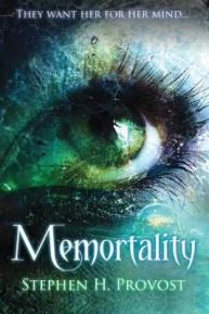 memorality stephen h provost book cover