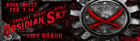 obsidian sky dark sky series book 3 amy braun drunk on pop banner xpresso book tours book blitz