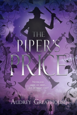 the piper's price audrey greathouse book cover